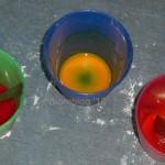 Fingerfarbe selber machen