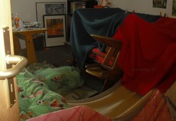 Kinderzimmer umräumen