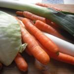 Obst und Gemüse kaufen: wieviele Vitamine sind noch drin?
