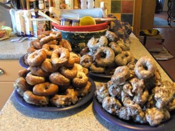 Donuts Selber Machen: glücklich mit wenig Geld