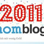 momblog 2010: ein positiver Rückblick
