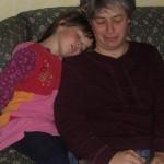 Mit Kindern glücklich: die Hommage einer Mutter