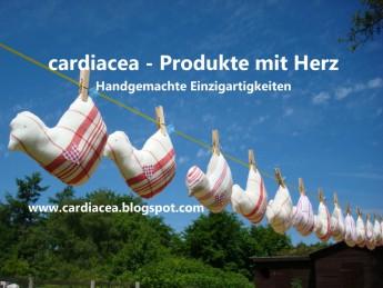 Selber nähen: Produkte mit Herz
