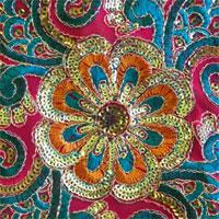Post image for Indische Schals und Saris: farbenprächtig und anmutig