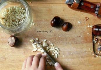 Kastanien: Seife selber herstellen
