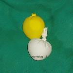 Alte Luftballons neu verwenden: die flomby family
