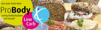 Post image for Low Carb und trotzdem Brot essen: Low Carb Brot
