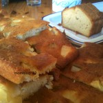 Apfelrührkuchen fast ohne Kohlenhydrate