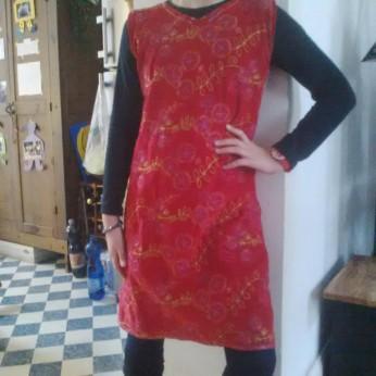 Kinderkleid Tunika 164