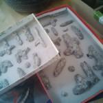 Labyrinth aus Papier selber basteln