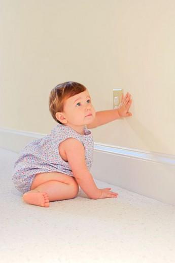 Post image for Wie wird die Wohnung kindersicher?
