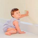 Wie wird die Wohnung kindersicher?