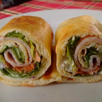 Post image for Wraps selber machen low carb